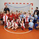 I Turniej Piłkarski Przedszkolaków oPuchar Dyrektora Szkoły Podstawowej nr2 wŻarach