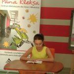 I miejsce wMiędzyszkolnym Turnieju Pięknego Czytania