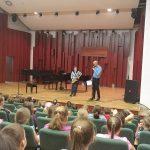 Wizyta wSzkole Muzycznej