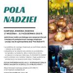 """Kampania jesienna akcji """"Pola Nadziei"""" 2018-2019"""