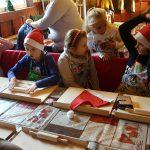Warsztaty bożonarodzeniowe klasy 4c