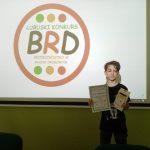 Maksym Kołodziejczyk Laureatem Konkursu Graficznego