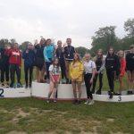 6 medali naIgrzyskach Powiatowych