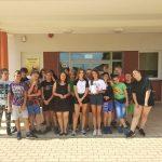 Klasa 6b pomogła schronisku dla zwierząt wBorku
