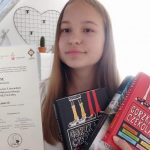 Wyróżniona wOgólnopolskim Konkursie Literackim